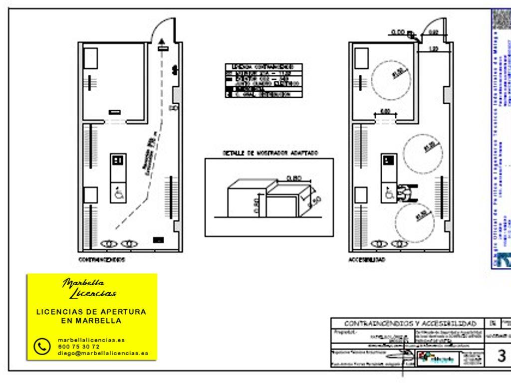 Certificado Licencia Apertura Tienda Ropa Marbella 002