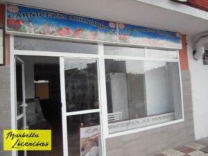 Licencia Apertura Carniceria Marbella 001