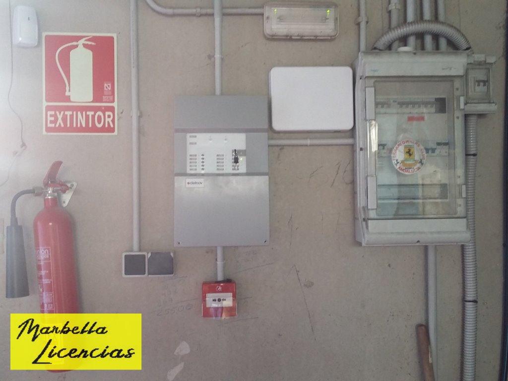 Licencia Apertura Lavadero Coches Marbella 007