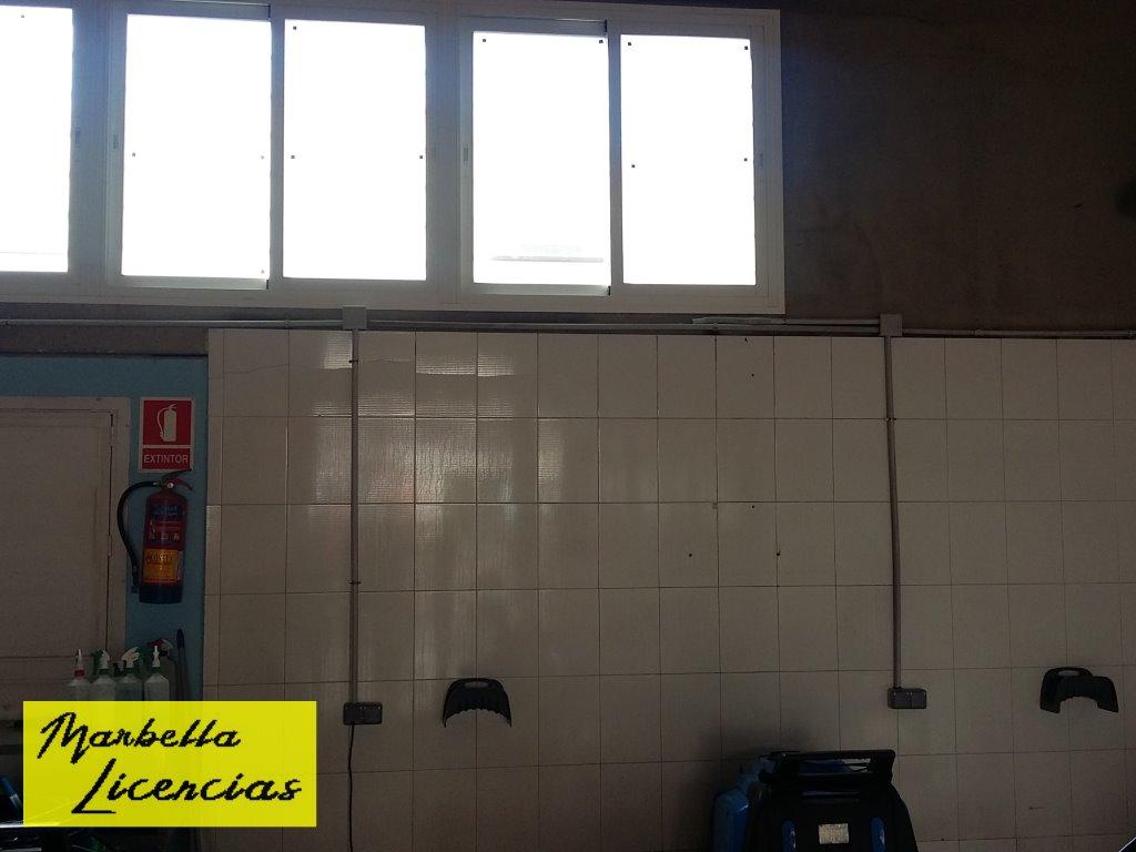 Licencia Apertura Lavadero Coches Marbella 008