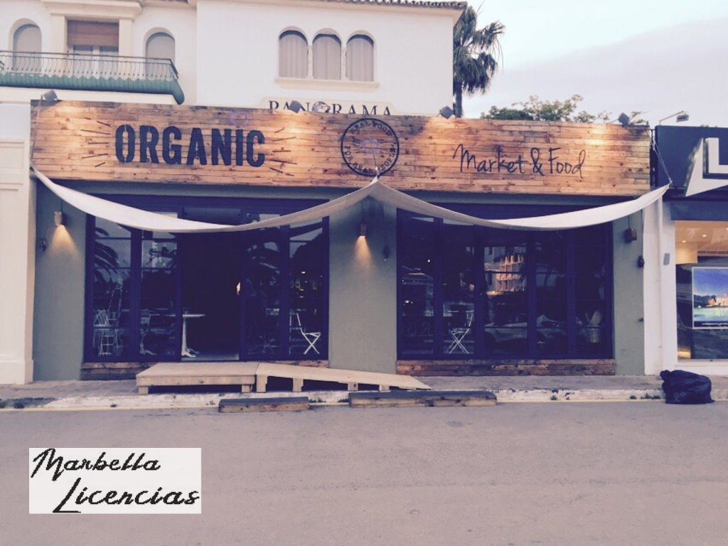 Licencia Apertura Restaurante Centro Comercial Expo Marbella_001
