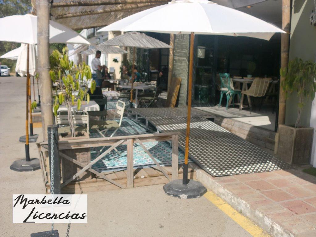 Licencia Apertura Restaurante Centro Comercial Expo Marbella_010