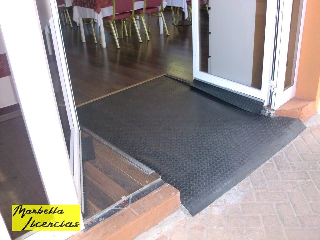 Licencia Apertura Restaurante Centro Comercial Pino Golf Marbella_004