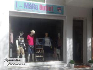 Licencia Apertura Tienda Ropa Avenida General Lopez Dominguez Marbella_002