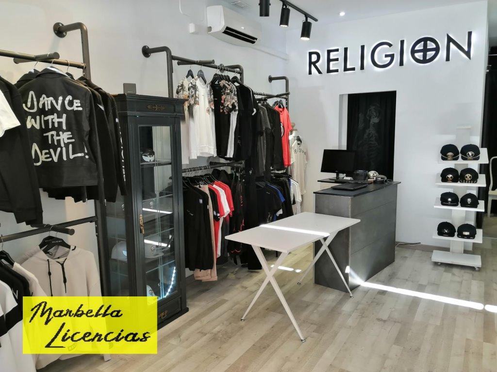 Licencia Apertura Tienda Ropa Marbella 004