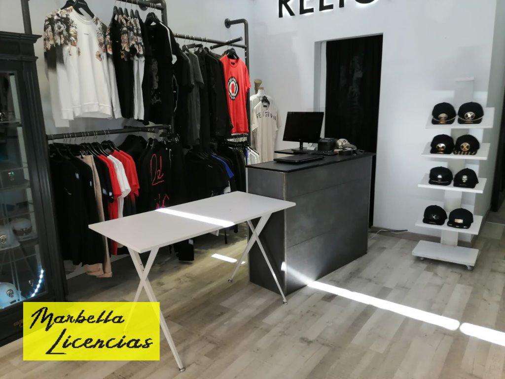 Licencia Apertura Tienda Ropa Marbella 005