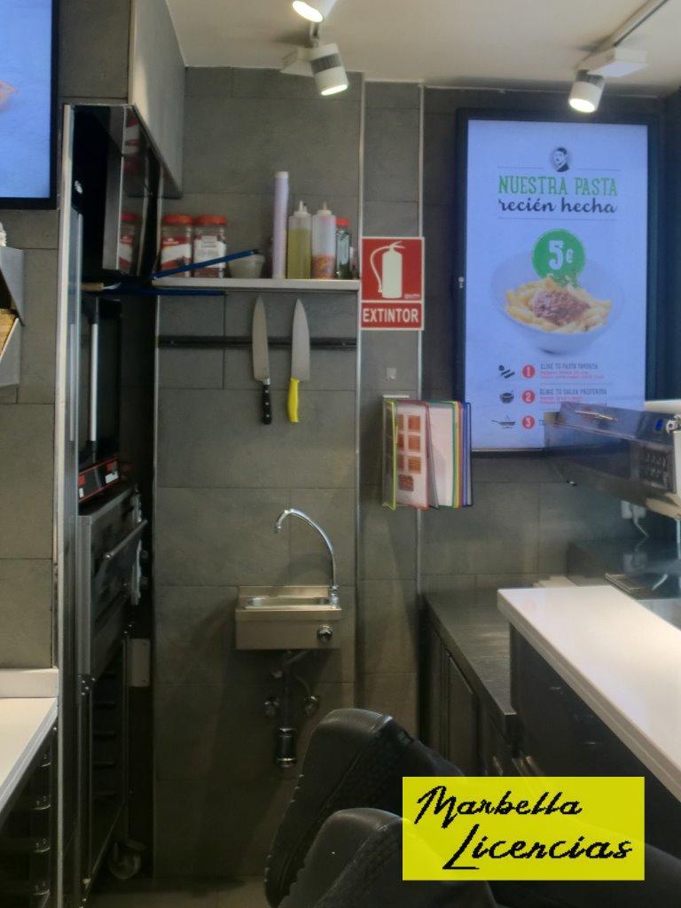 Licencia apertura comida para llevar Marbella 005