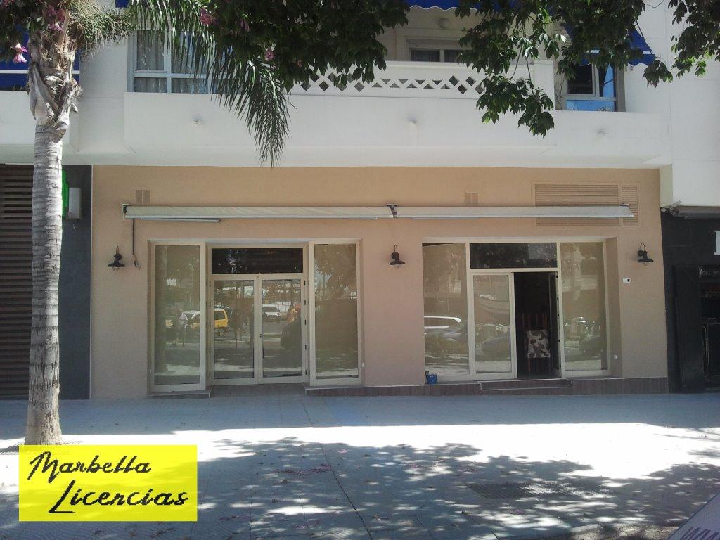 Licencia de Apertura Restaurante en San Pedro de Alcantara Marbella_001