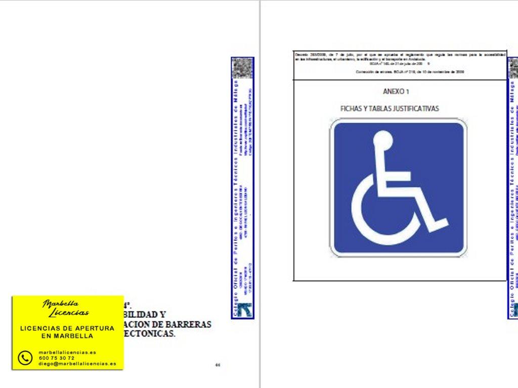Proyecto Licencia Apertura Carniceria Marbella 002