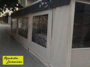 Solicitar instalacion Toldo Marbella 004